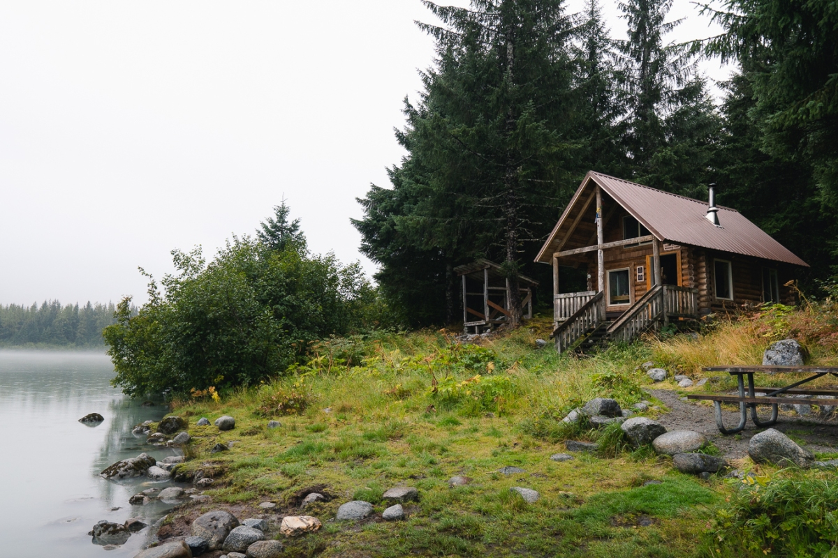 Eagle Glacier Cabin